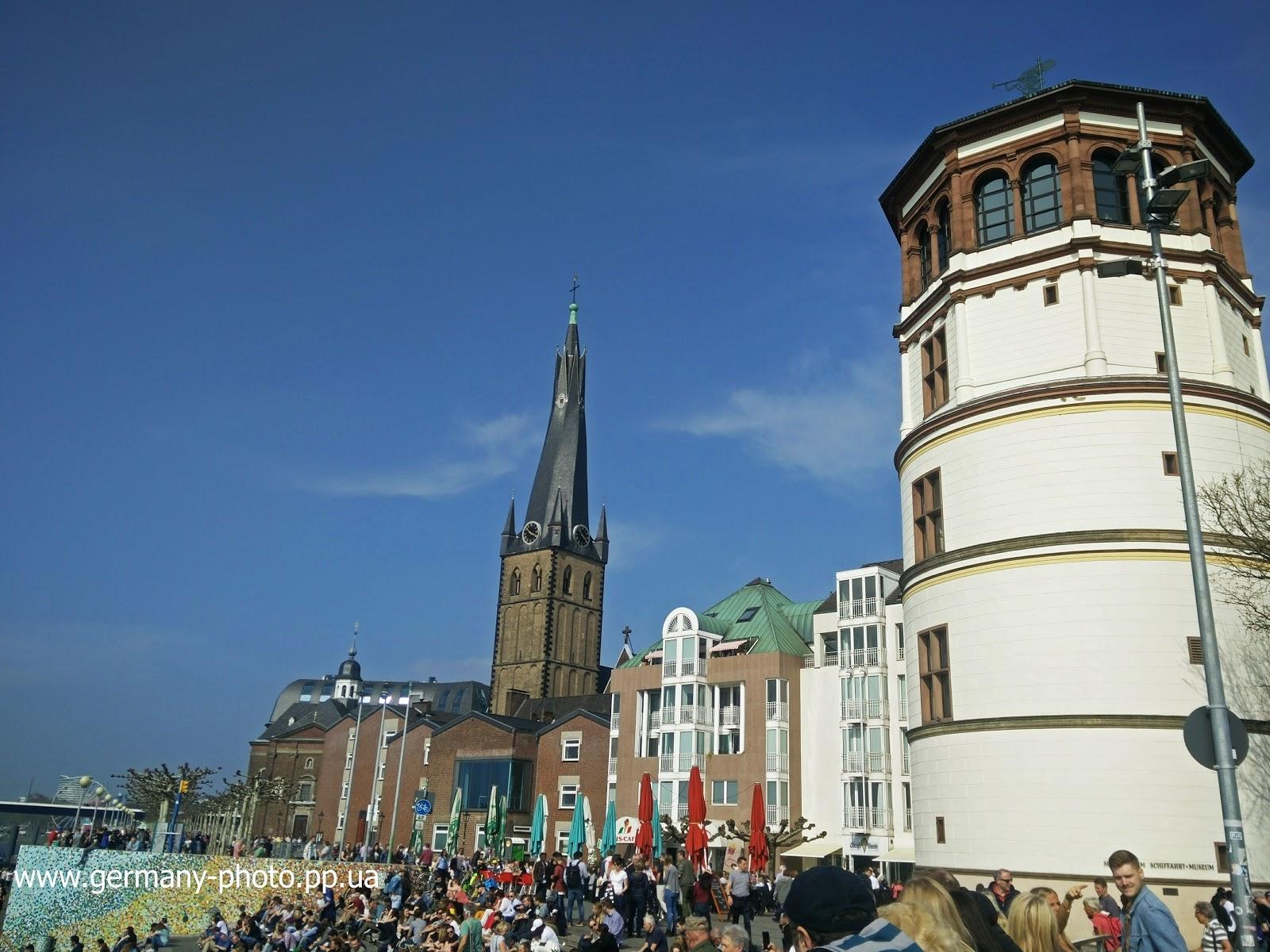 Замковая башня Schlossturm