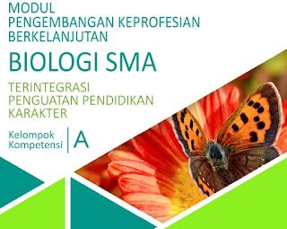 Modul PKB SMA Guru Biologi tahun 2017