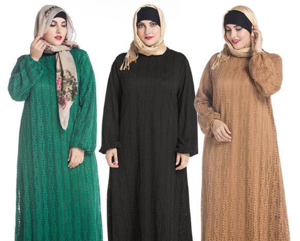 Tips Memilih Baju Muslim untuk Tubuh Gemuk Agar Terlihat Ramping