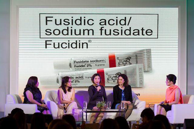 Fucidin®, Moms Unite Against Wound Infection, Kris Aquino, wound infection