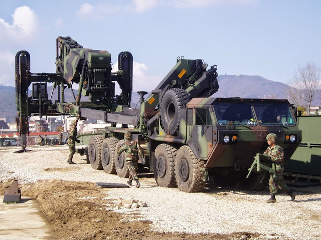 WFEL M18 Dry Support Bridge