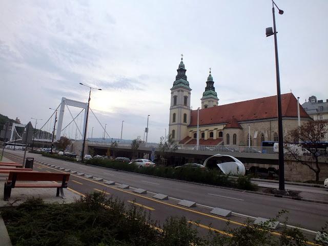 puente de Isabel budapest