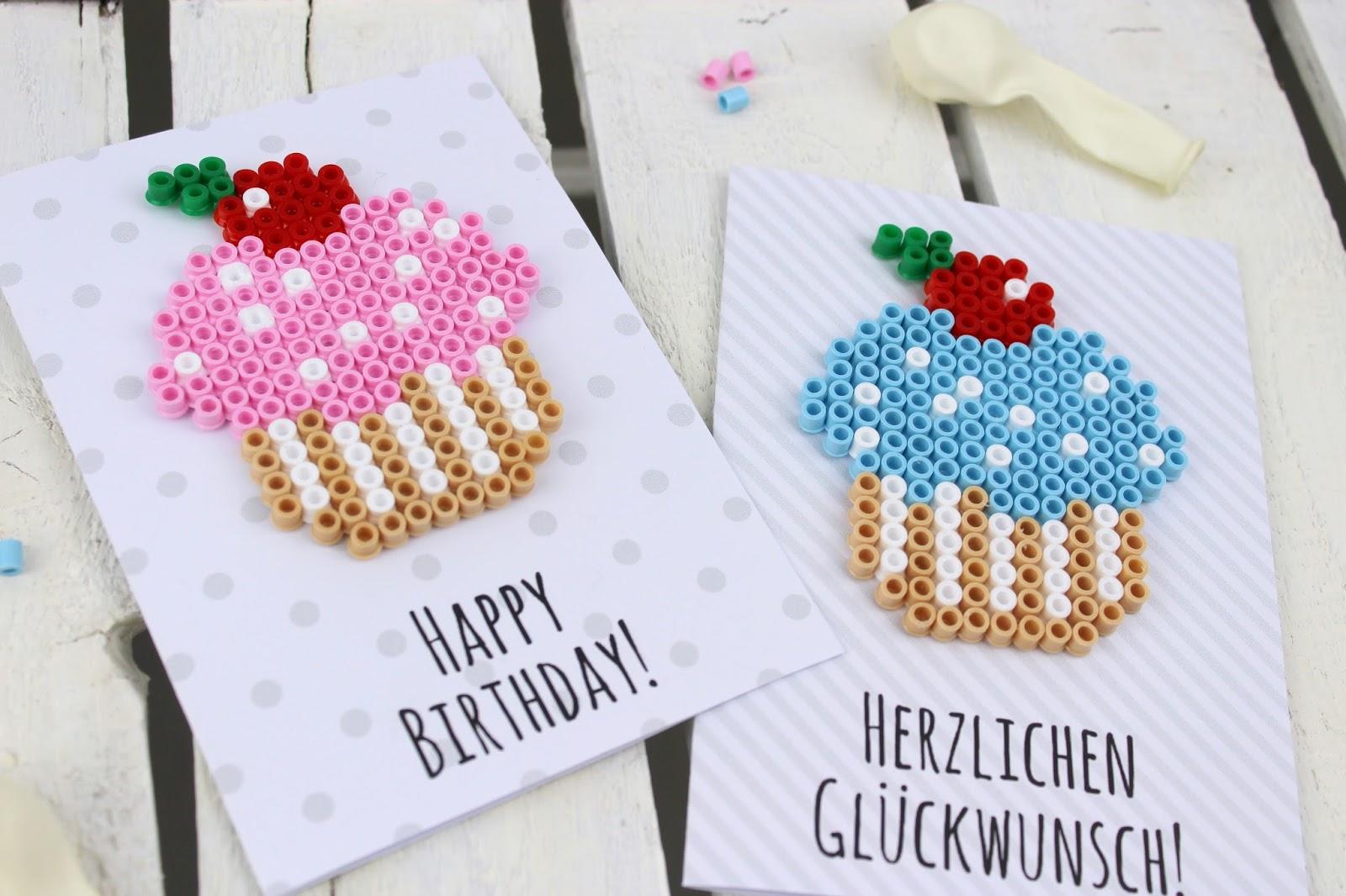 Geburtstag Selber Basteln Vorlagen Selber Basteln