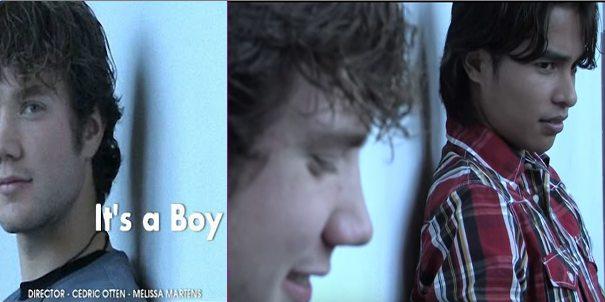 It´s a boy, corto
