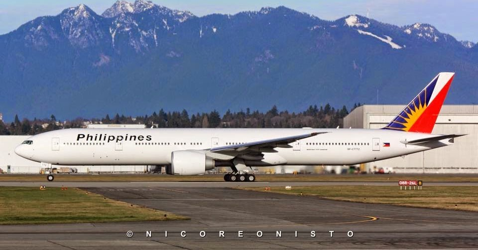 Philippine Airlines Deploys First 777 To Los Angeles On