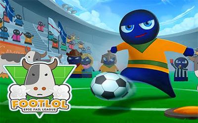 FootLOL: Epic Fail League - Jeu de Sport / Action sur PC