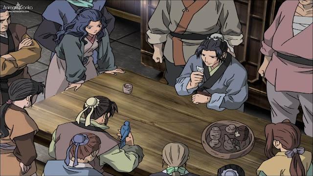 جميع حلقات انمى The Twelve Kingdoms الموسم الأول مترجم أونلاين كامل تحميل و مشاهدة