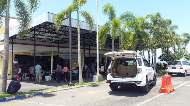 Keamanan dan keselamatan Bandara Blimbingsari terbaik.