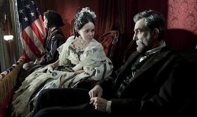 Sally Field Daniel Day-Lewis in Lincoln