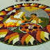 2016 Onam Pookalam Competition Designs