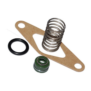Aprilia RS 125 rotax 122 power rave exhaust valve PV valve cable and spring + fitting kit
