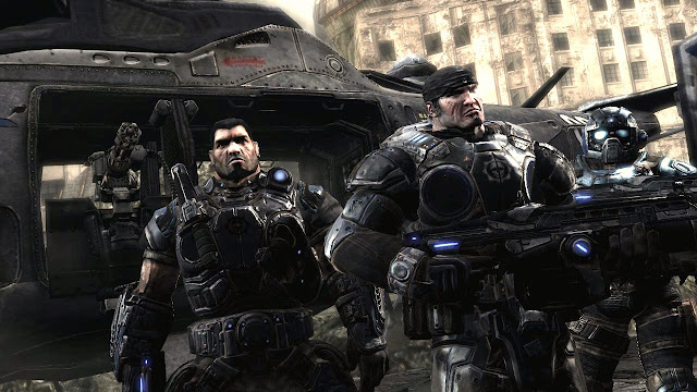 Gears of War 1 - PC Full Version Free Download