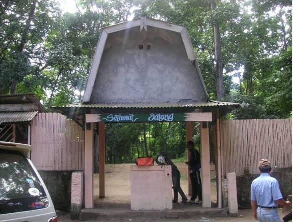 Taman wisata lemor lombok