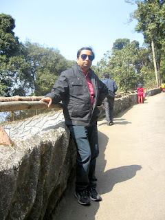In the Padmaja Naidu Zoological Park, Darjeeling