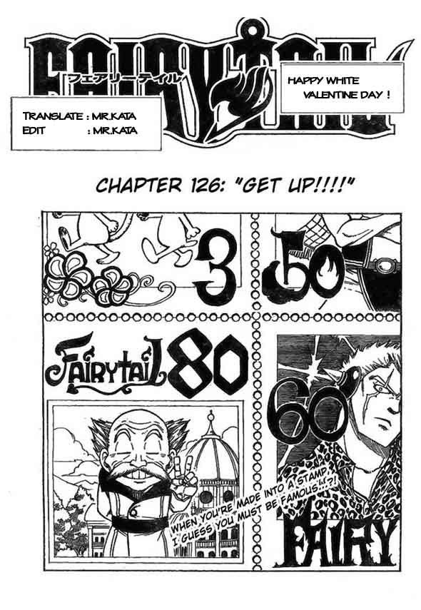 Fairy Tail Chap 127
