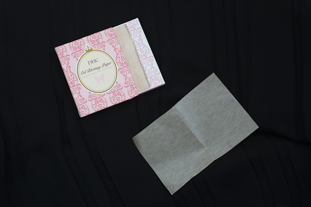 oil blotting paper DHC