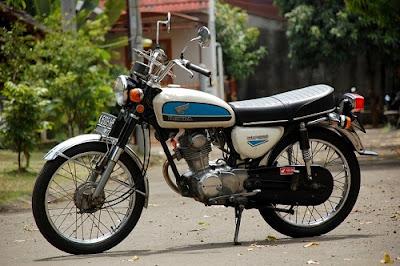 Harga Motor Honda Cb 100 Klasik Modif Daerah Malang Jual Beli