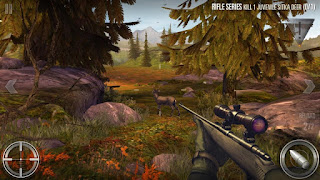 Deer Hunter 2016 Mod Apk High damage
