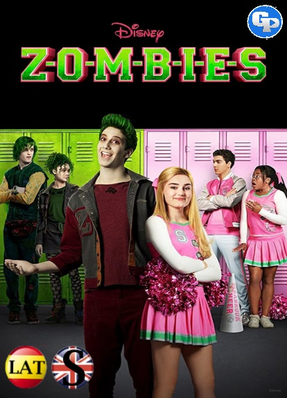 Zombies (2018) HD 720P LATINO/INGLES