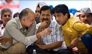 aap-politics-and-delhi-political-temprature
