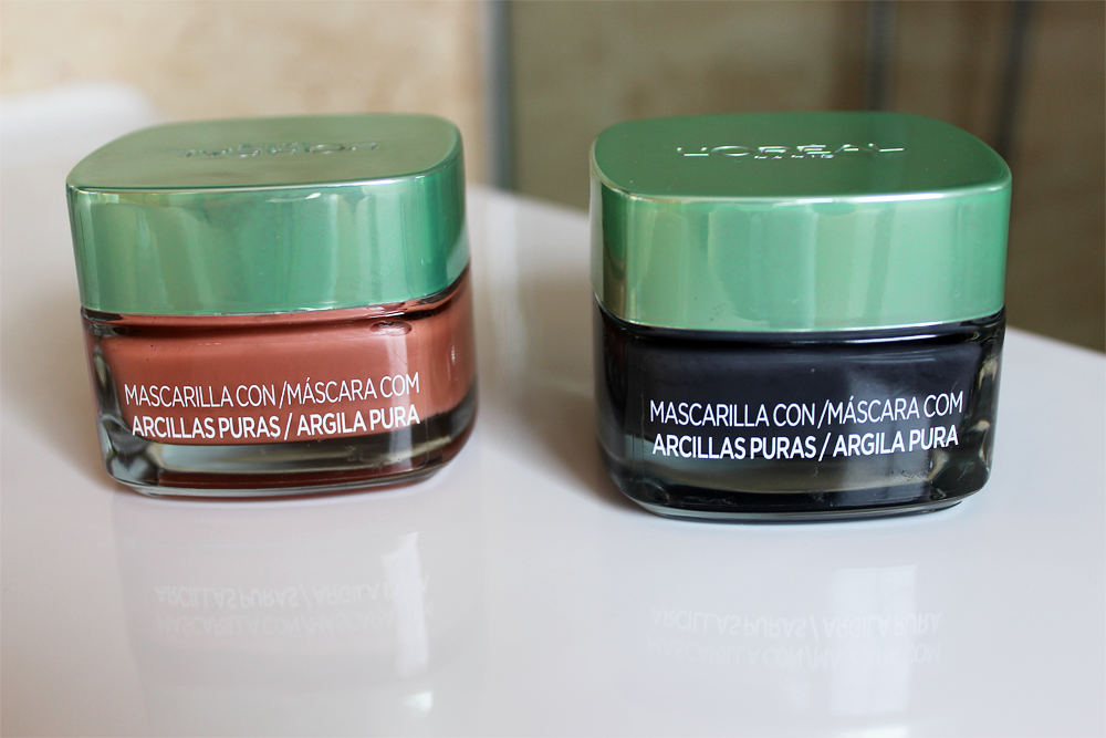 L'Oreal pure clay mask review