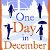Blog Tour - One Day In December by Shari Low