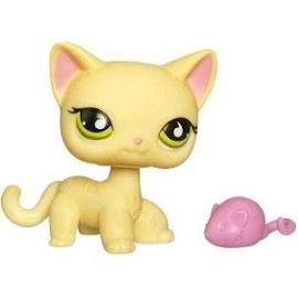 Littlest Pet Shop Singles Cat Shorthair (#733) Pet