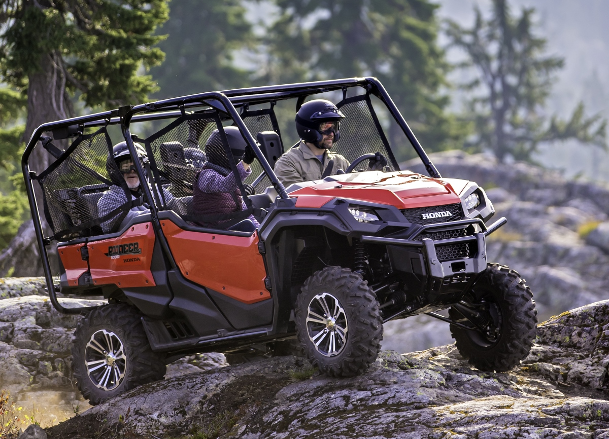 honda announces  million expansion  south carolina atv plant