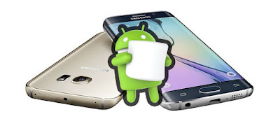 Samsung Galaxy S6 AT&T mendapat update Android Marshmallow