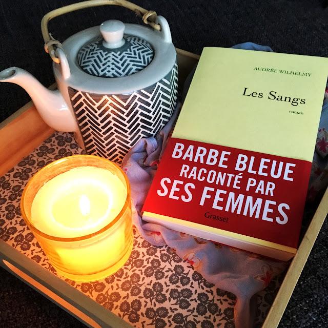 Chronique littéraire Les sangs par Mally's Books