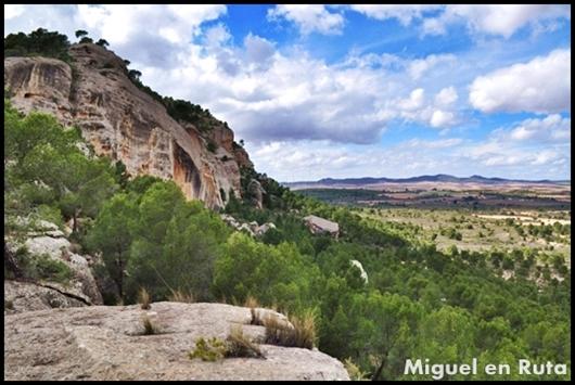 Cañon-de-la-Buitrera-Monte-Arabí-Yecla