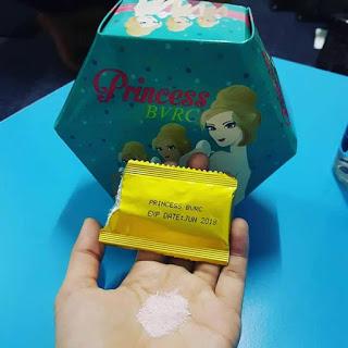 princess bvrc untuk kulit putih, suplemen kesihatan