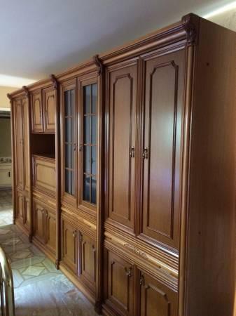 Unfinished Birch Kitchen Base Cabinets