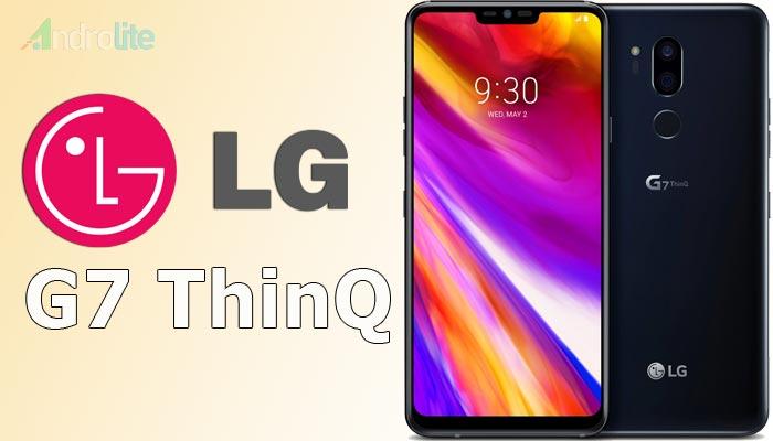 Memasuki pertengahan kuartal kedua Tahun  Harga LG G7 ThinQ Terbaru 2018 - RAM 6GB/4GB, CPU Snapdragon 845