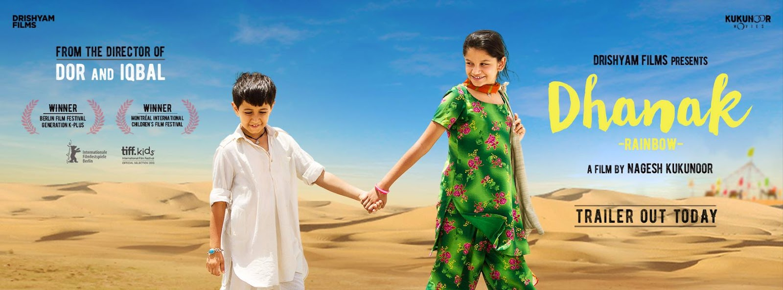 Dhanak Full Movie Download HDrip