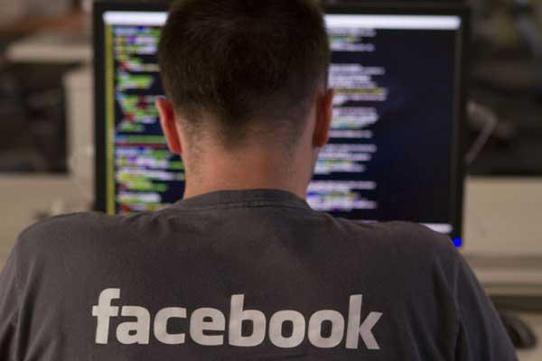 Nova ferramenta do facebook