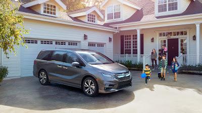 Nouvelle Honda Odyssey 2019, Caractéristiques, Prix, Date de sortie
