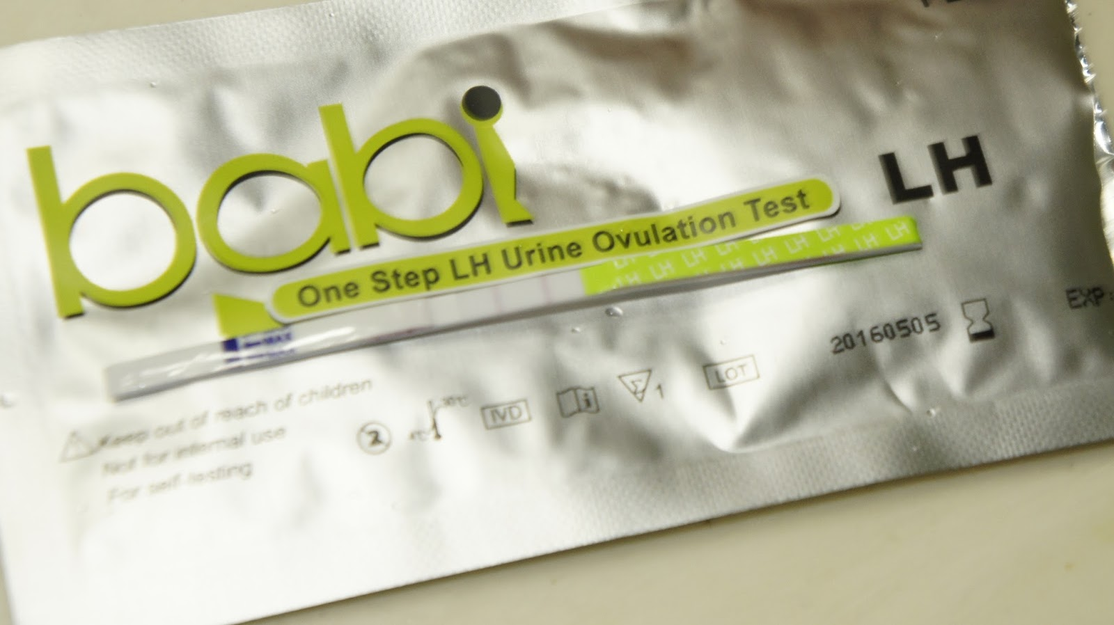 Let Me Review That For You Babi Ovulation Strips 20 Test Strips