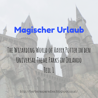 Magischer Urlaub: The Wizarding World of Harry Potter in den Universal Theme Parks in Orlando #1