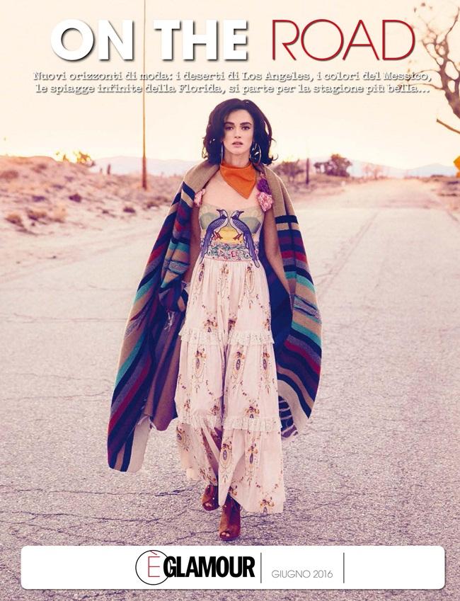 2016 SS Gucci Appliqued Silk-Jacquard & Printed Cotton Maxi Dress 27 Looks