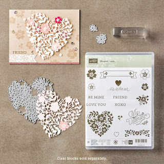 Bloomin Love zena kennedy independent stampin up demonstrator