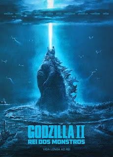 Godzilla 2: Rei dos Monstros - TS Dublado