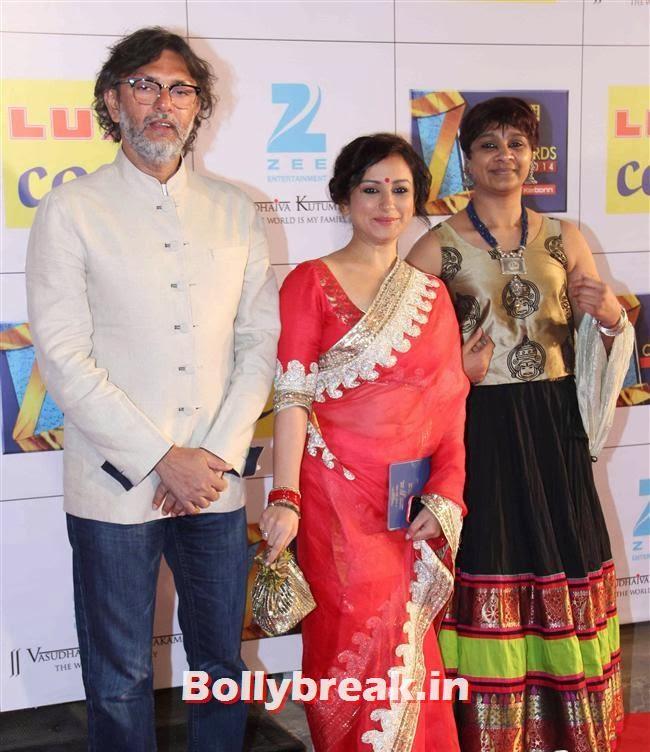 Divya Dutta, Zee Cine Awards 2014 Red Carpet Pics