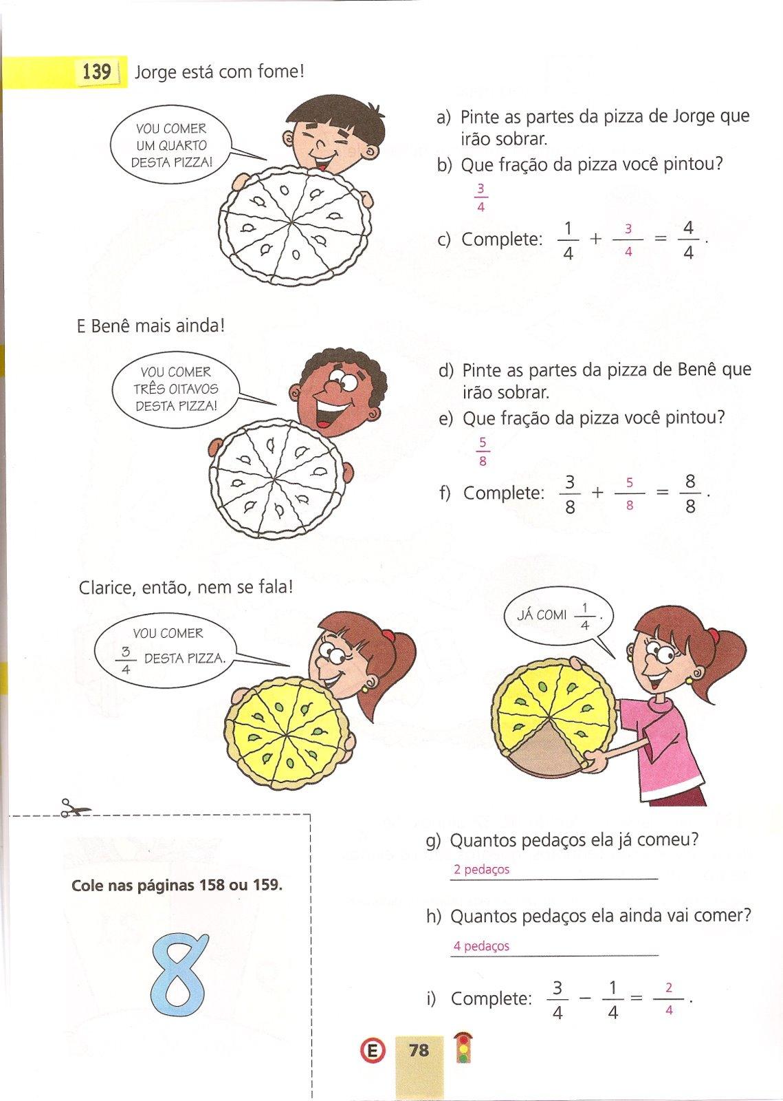 Problemas de matematica ensino fundamental 1