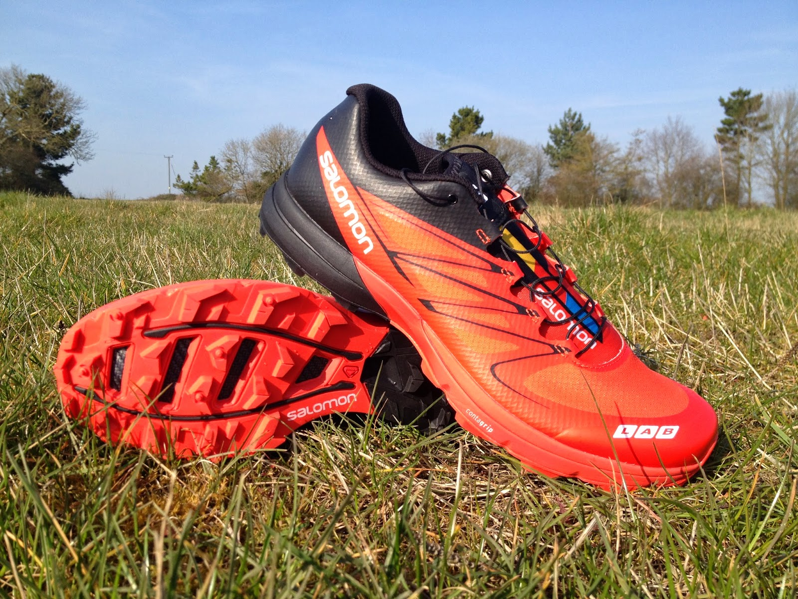 a5ef1c01a83a Ready for the trails  the Salomon S-Lab Sense 3 Ultra Soft Ground