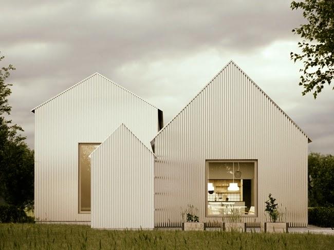 la maison d 39 anna g house for mother. Black Bedroom Furniture Sets. Home Design Ideas