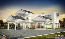 Modern House Plan 3000 Sq FT