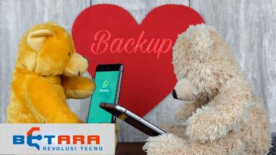 Cara Backup Chat Whatsapp di Iphone dan Android Terbaru