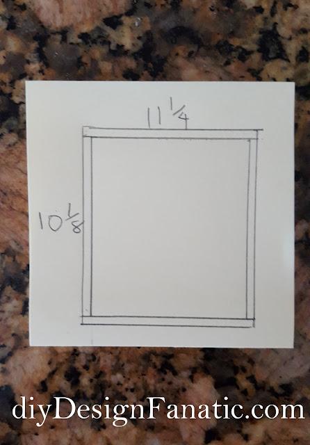 drawer organizer, diy, build it yourself, cottage, cottage style, farmhouse, farmhouse style, diydesignfanatic.com