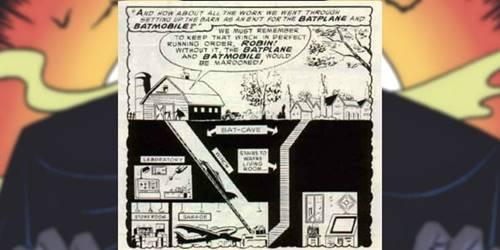 Fakta-fakta Batcave (DC Comics)